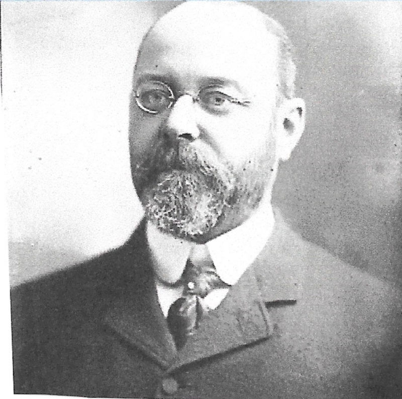 ATTORNEY WALTER HAMMOND BARNEY